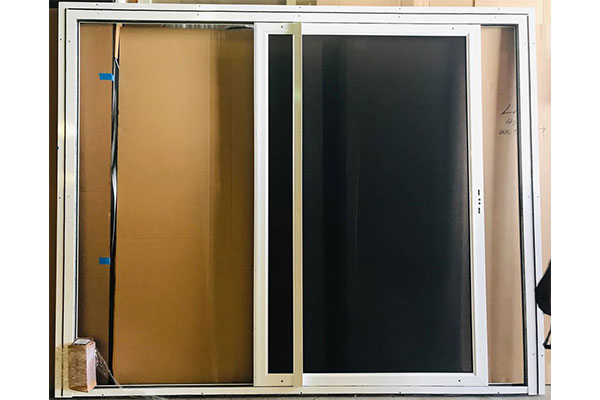Sliding Security Screen Door - $1,200