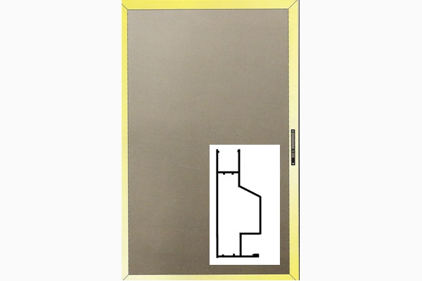 Ali`i Sliding Screen Door