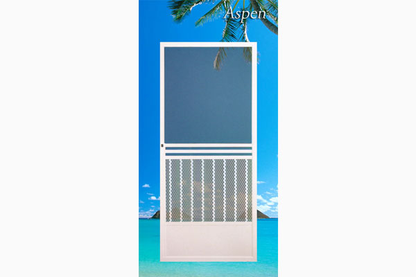 Aspen Screen Door