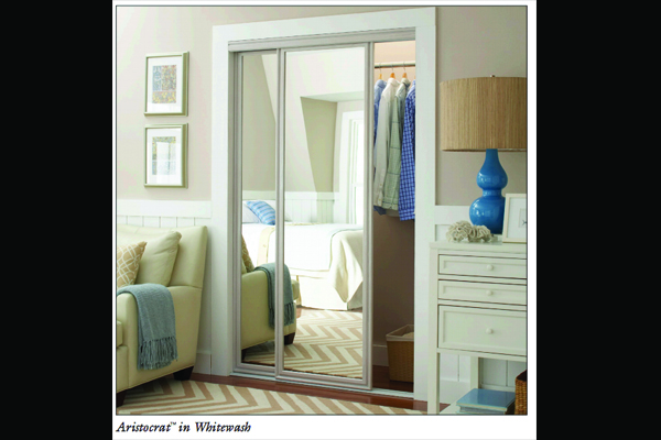 Aristocrat Wardrobe Mirror Doors