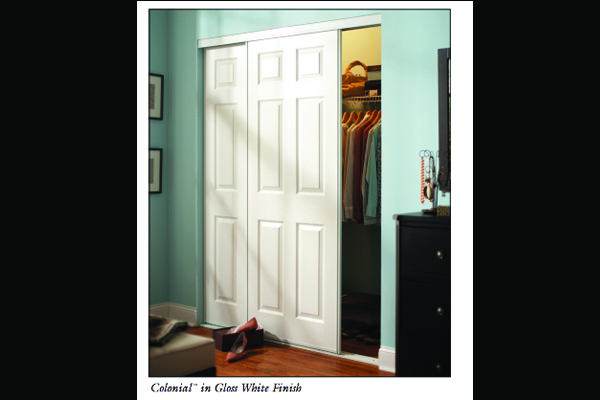 Colonial Wardrobe Doors