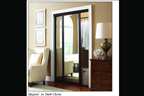 Majestic Wardrobe Mirror Doors