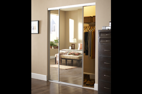 Pacifica Wardrobe Mirror Doors