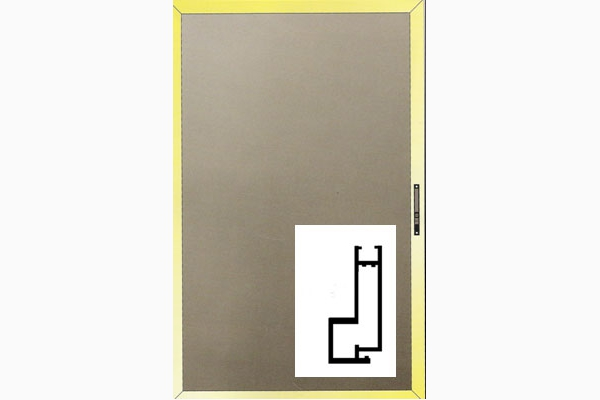 Heavy Duty Sliding Screen Door