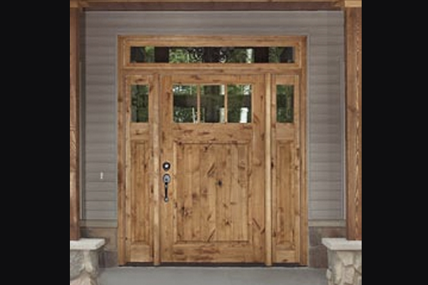 Kolbe Heritage Series - Craftsman Collection - Entrance Door
