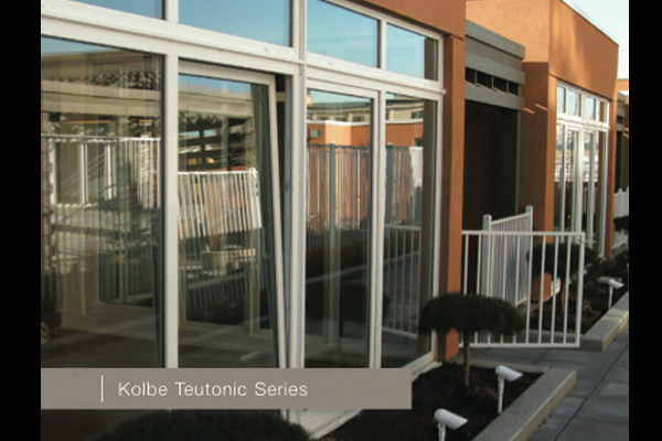 Kolbe Teutonic Series - Tilt & Slide