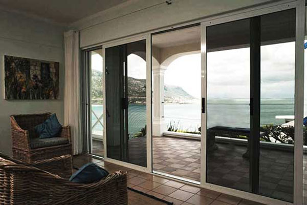 Kupono Sliding Security Screen Door
