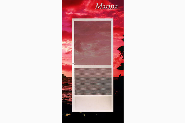 Marina Screen Door