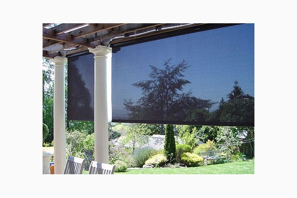 Oasis Exterior Patio Shades