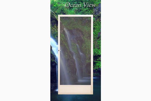 Oceanview Screen Door