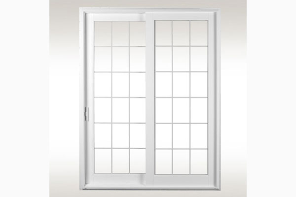 PlyGem Pro Series 980 French Sliding Patio Door