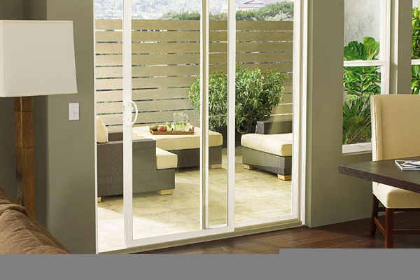 Integrity Ultrex Sliding Glass Door