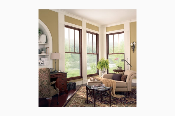 Wood Ultimate Double Hung Magnum Window