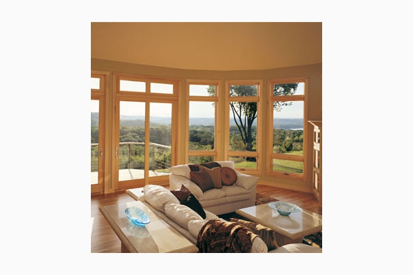 Wood Ultimate Sliding French Door