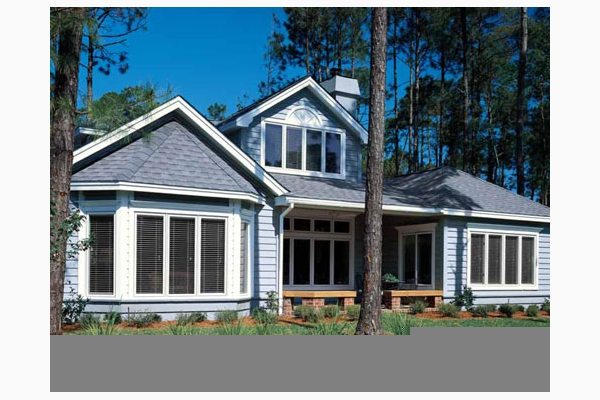 Integrity Wood-Ultrex Bay Window