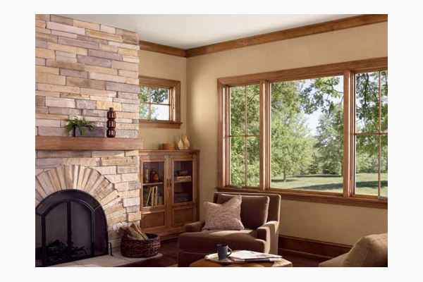 Integrity Wood-Ultrex Casement Window