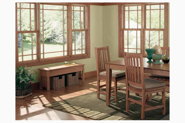 Integrity Wood-Ultrex Double Hung Window