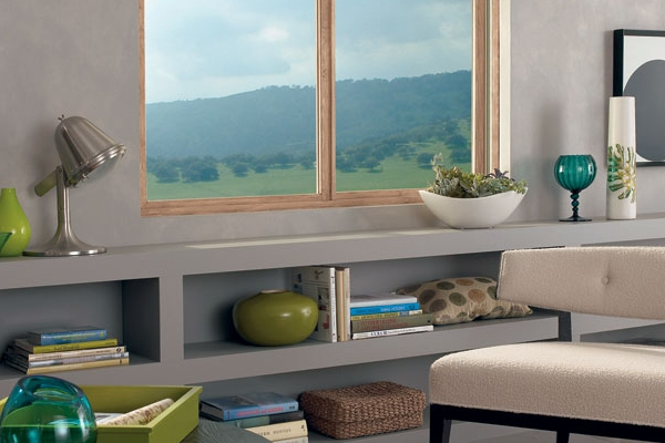 Integrity Wood-Ultrex Glider Window
