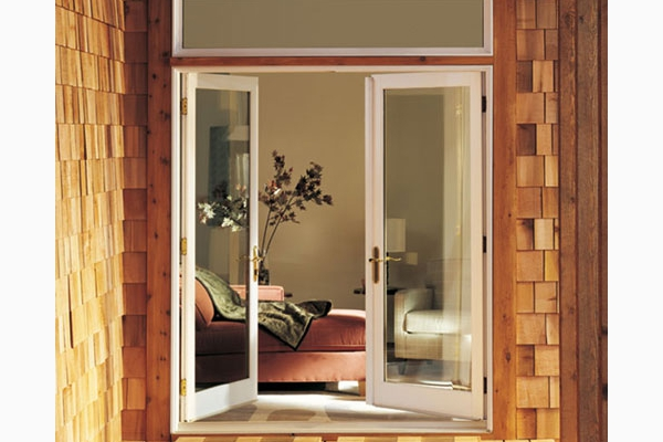 Integrity Wood-Ultrex Inswing French Door