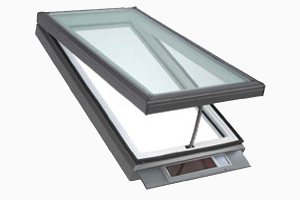 Solar Powered 'Fresh Air' Skylights