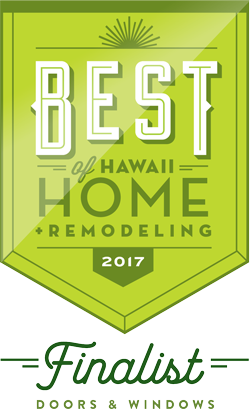 Best of Hawaii Home Remodeling - Doors & Windows